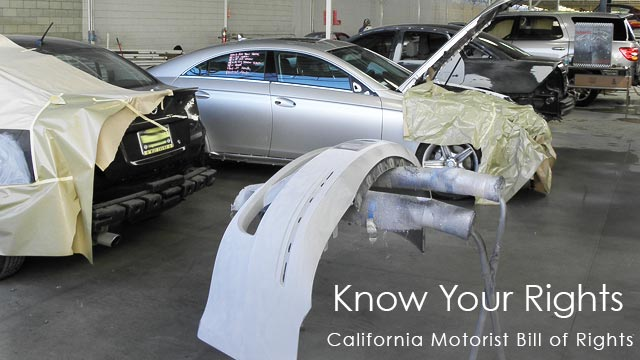 West Coast Auto Body Repair, La Puente, CA